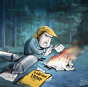 تهديدات ترامب بالانسحاب من معاهدة الأسلحة النووية