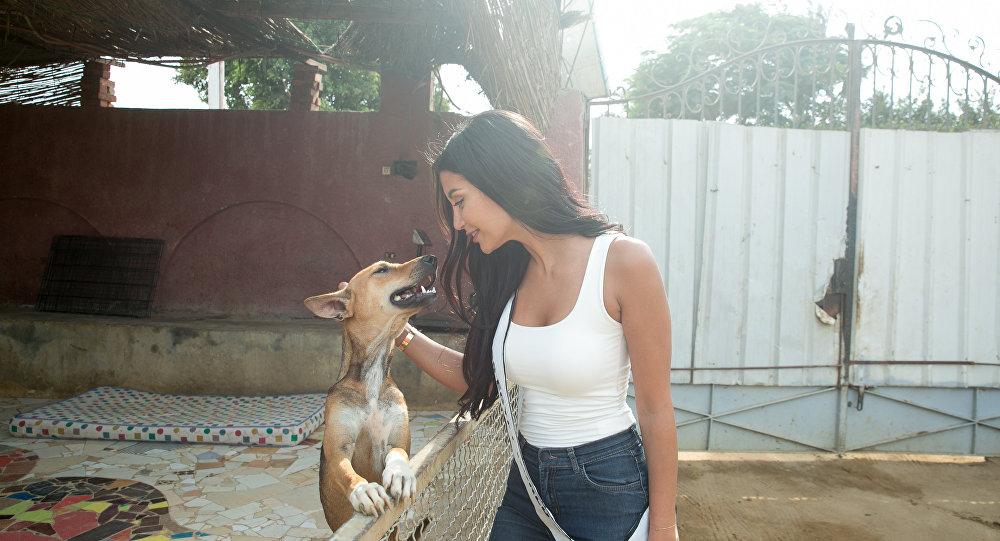 موني هلال ملكة جمال مصر 2018