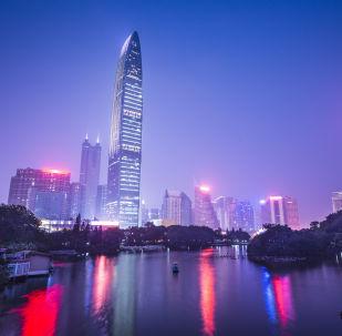 مدينة شينزين (أو شنتشن)، الصين