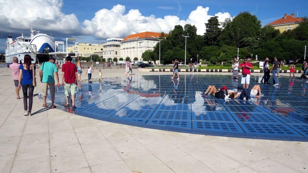 مدينة زادار، كرواتيا