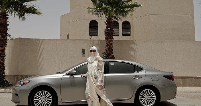 قيادة المرأة الريـاض للسيارة، الرياض، 24 يونيو/ حزيران 2018