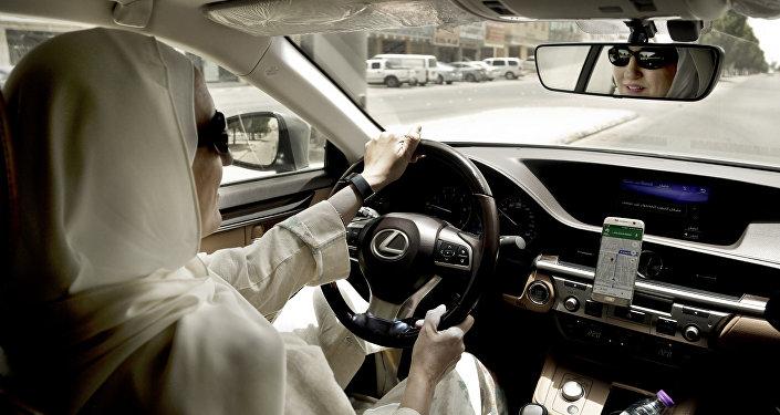 قيادة المرأة السعودية للسيارة، الرياض، 25 يونيو/ حزيران 2018