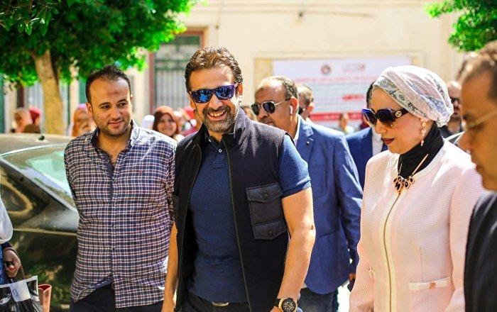 """شاهد… كريم عبد العزيز يستعد لـلجزء الثاني من مسلسل """"الاختيار"""""""
