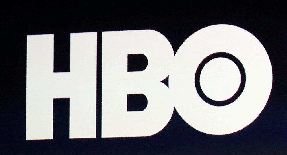 شعار شبكة إتش بي أو الأمريكية