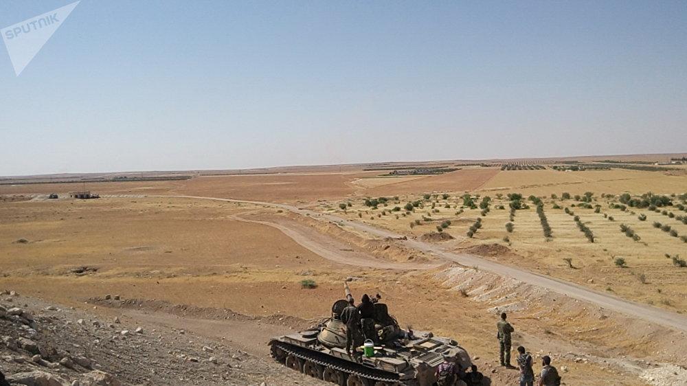 مصدر عسكري سوري: منزوعة السلاح على موعد مع عملية عسكرية واسعة
