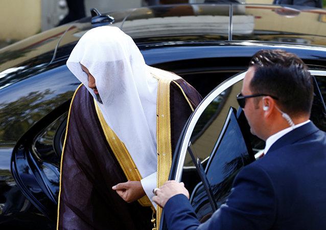 المدعي العام السعودي سعود المعجب يصل إلى القنصلية السعودية في اسطنبول، تركيا 30 أكتوبر/ تشرين الأول 2018