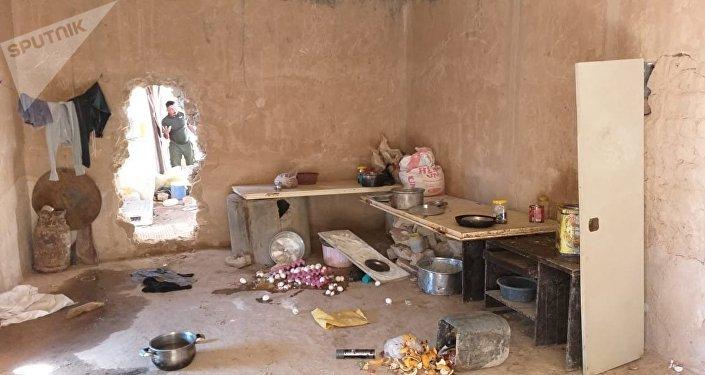 القوات العراقية تزيل داعش من تحت الأرض وفوقها