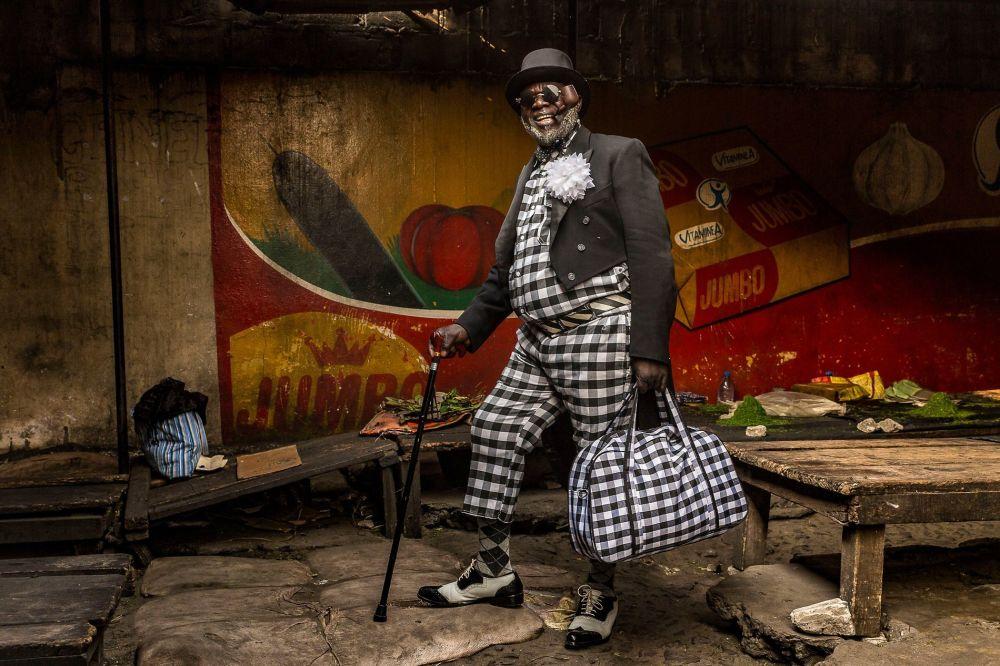 صورة بعنوان Yamea، للمصور طارق زايدي، الحاصل على المرتبة الثانية في فئة الوجوه الرائعة