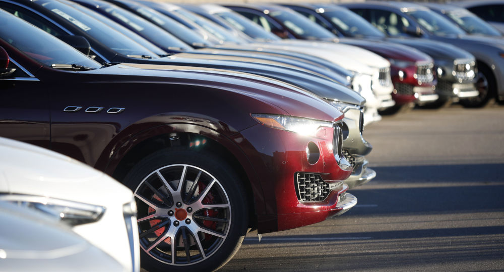 السيارات الفارهة من ماركة مازيراتي الإيطالية