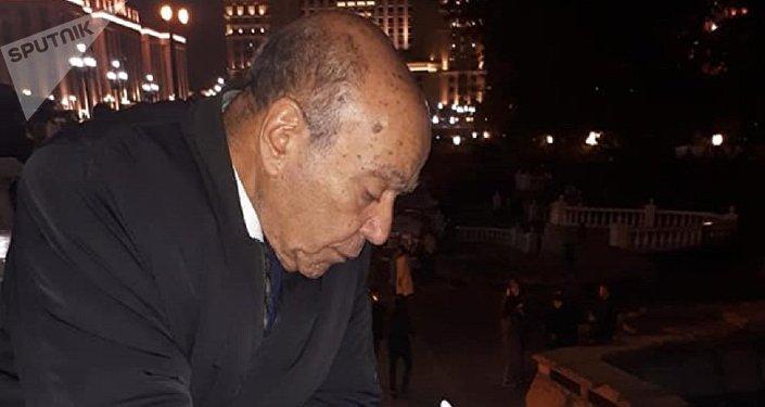 مستشار مؤسسة علوم الأهرام وأخلاقيات العلم البروفيسور مسعد عوّيس