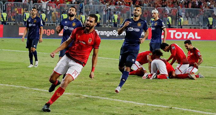 مباراة الأهلي والترجي في نهائي دوري أبطال أفريقيا