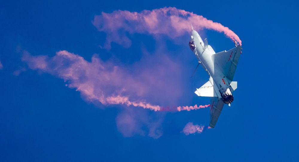 المقاتلة الصينية  J-10B