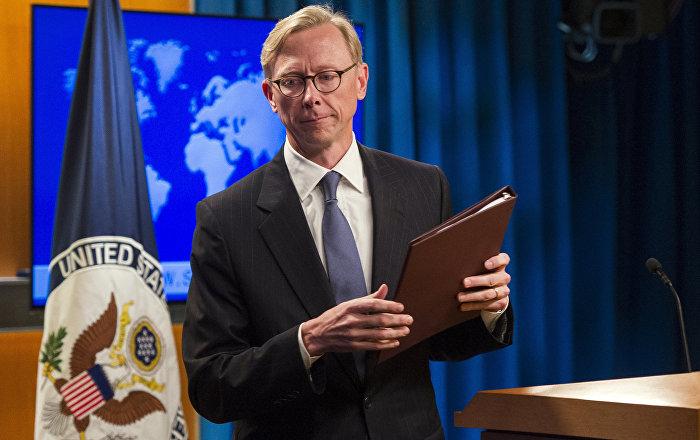 رد إيران على التصريحات الأمريكية بشأن إمكانية اللجوء إلى الخيار العسكري