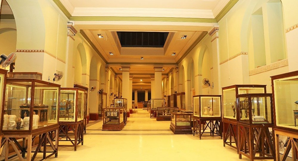المتحف المصري