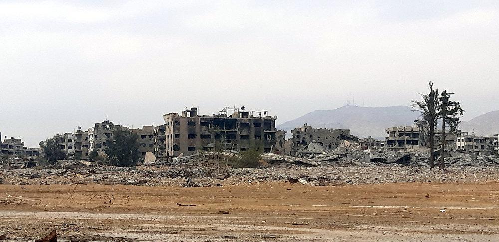 سوريا تستخدم أنقاض الحرب لإقامة مشاريع سكنية عملاقة