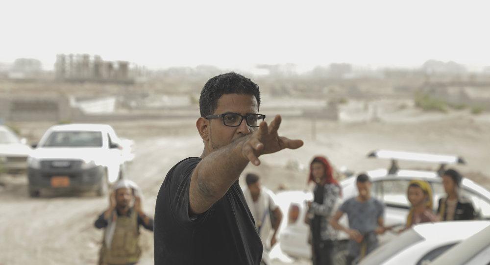 المخرج اليمني عمرو جمال