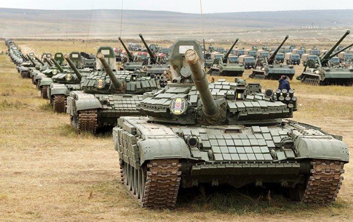 موقع يكشف الدولة التي تتفوق على الولايات المتحدة بأسطول الدبابات