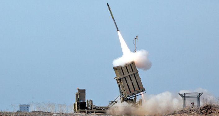 القبة الحديدية الإسرائيليةِ