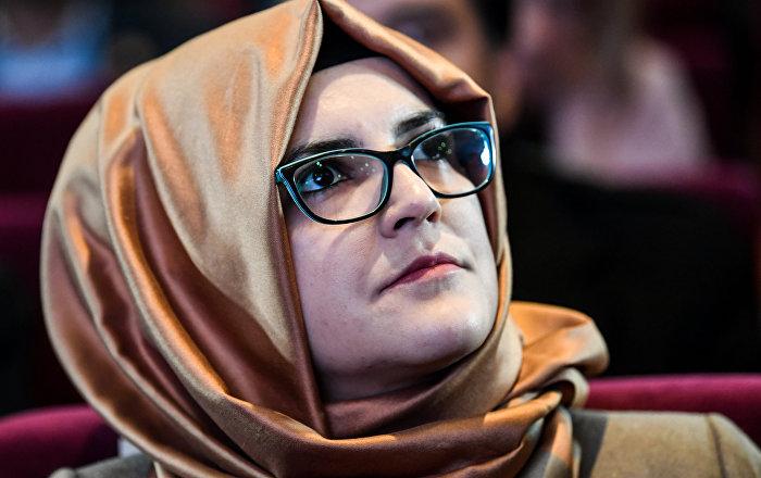 خطيبة خاشقجي: بإمكان هذه الدولة المساهمة في فرض عقوبات على السعودية