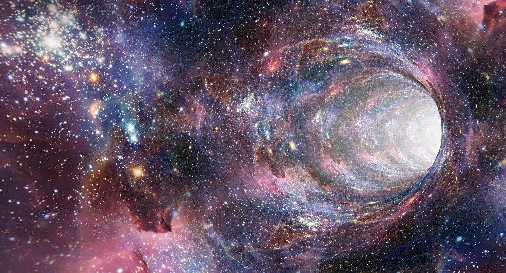 الفضاء