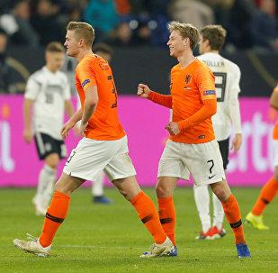 مباراة منتخب ألمانيا و منتخب هولندا (2-2) بدوري أمم أوروبا