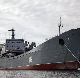 سفينة الإنزال الروسية الكبيرة أورسك