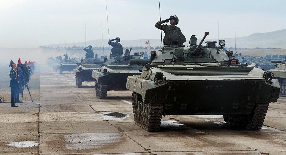 إحدى وحدات الجيش الروسي
