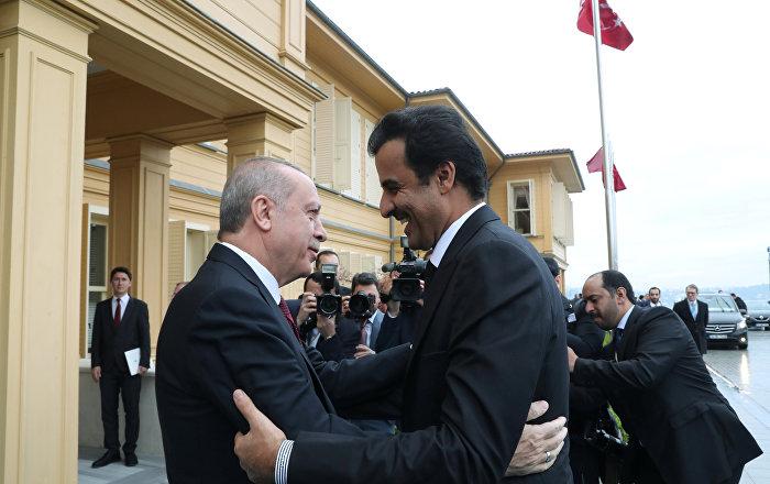 بعد تعديل اتفاقية المقايضة... المركزي التركي يتلقى 10 مليارات دولار من قطر
