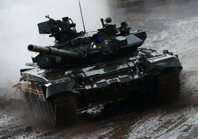 دبابة تي-90أ
