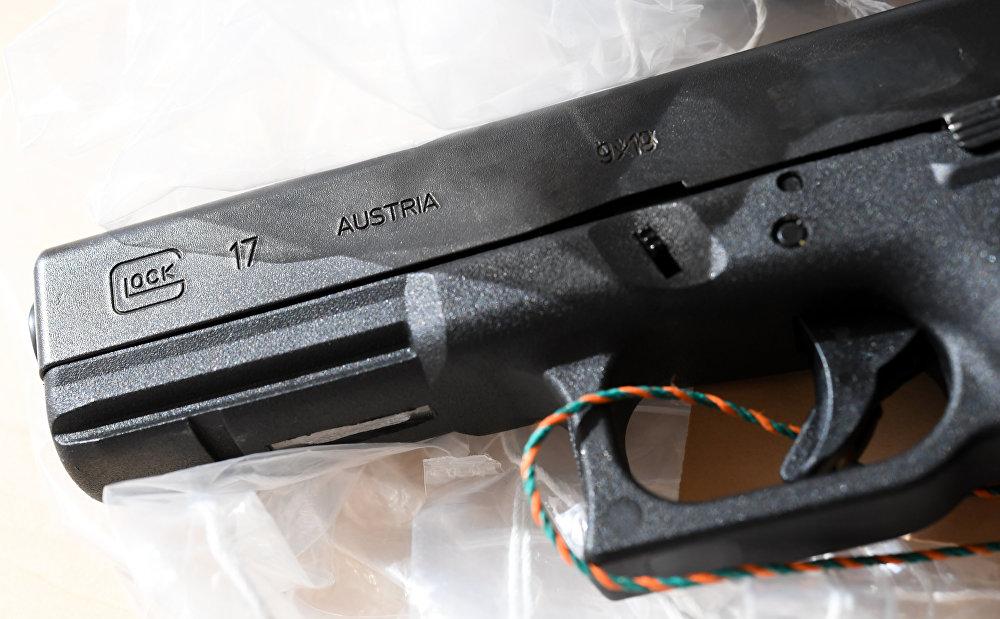 مسدس غلوك 17 النمساوي