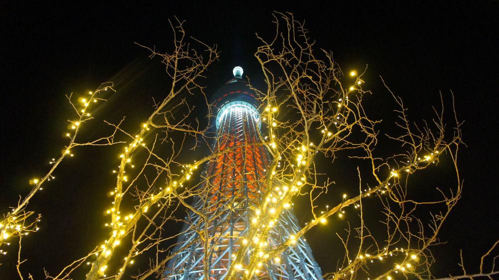 برج التلفزيون طوكيو سكايتر (Tokyo Skytre)، اليابان
