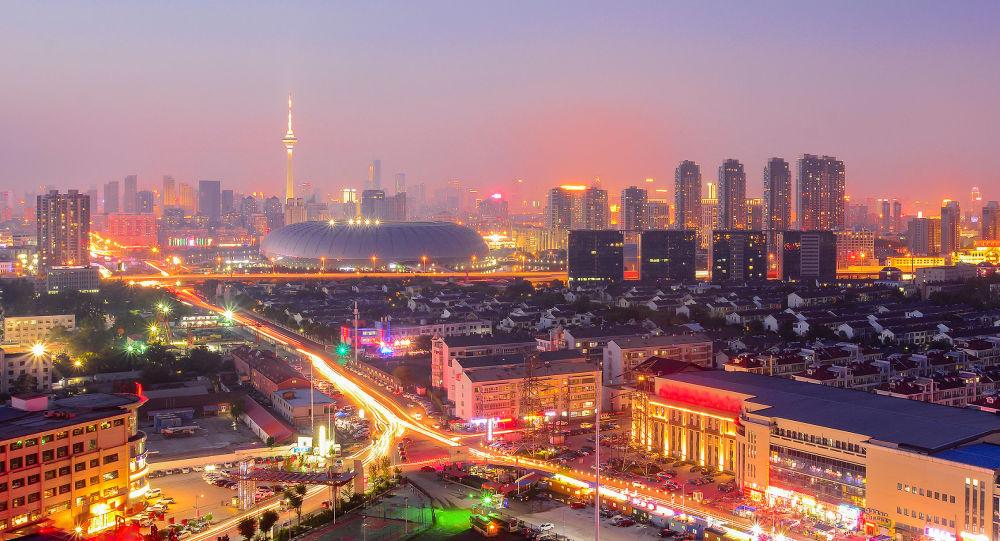 برج التلفزيون تيانجين، الصين
