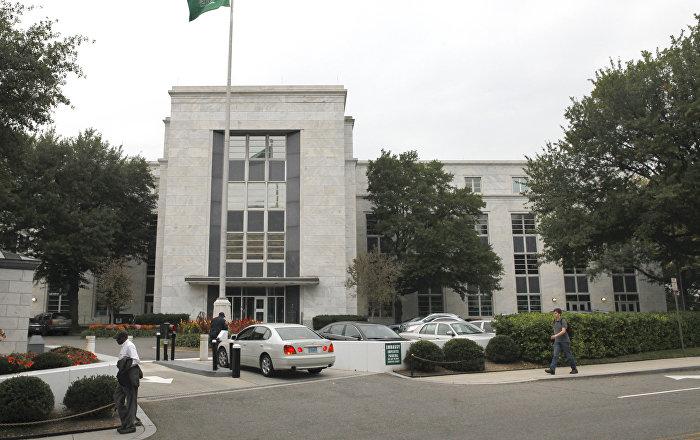 السفارة السعودية في أمريكا تحذر من نشاط مشبوه يتم باستخدام بريدها