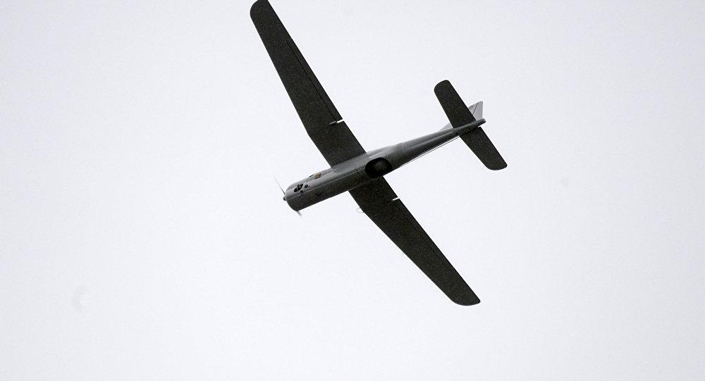 طائرة مسيرة بدون طيار