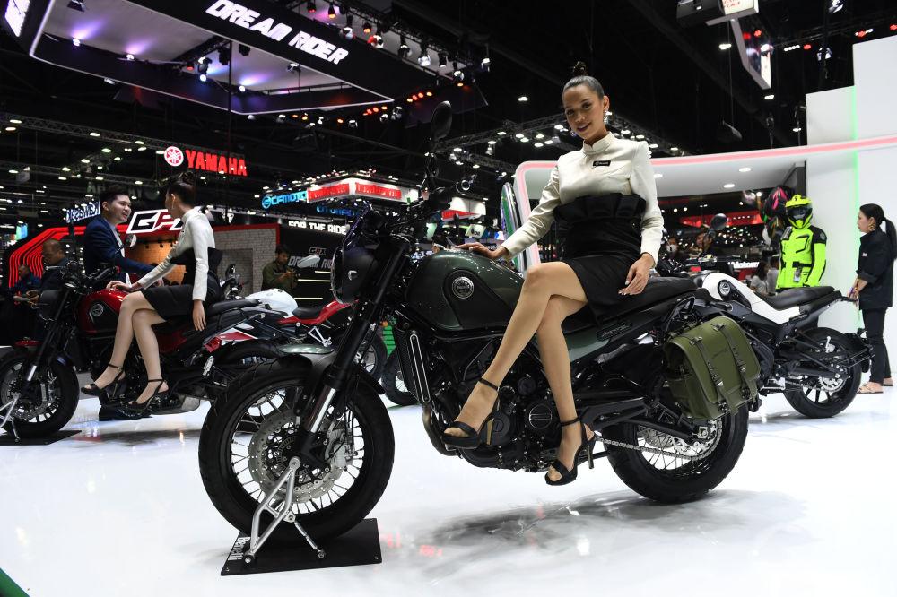 معرض موتور إكسبو للسيارات الدولي (Thailand International Motor Expo) في بانكوك، تايلاند 29 نوفمبر/ تشرين الثاني 2018