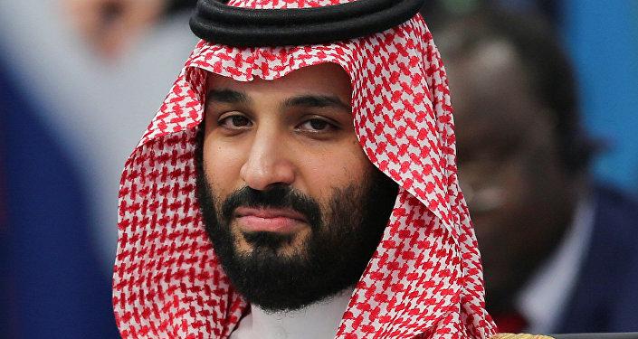 ولي العهد السعودي الأمير محمد بن سلمان في قمة العشرين بالأرجنتين، 30 نوفمبر/تشرين الثاني 2018