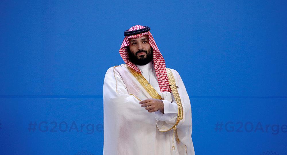 ولي العهد السعودي، الأمير محمد بن سلمان خلال حضوره قمة العشرين في الأرجنتين، 30 نوفمبر/تشرين الثاني 2018
