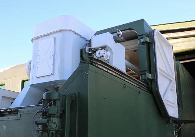 أنظمة بيريسفيت الليزرية أخذت نوبتجيتها القتالية التجريبية في الأول من ديسمبر/كانون الأول 2018