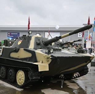دبابة بي - تي-76