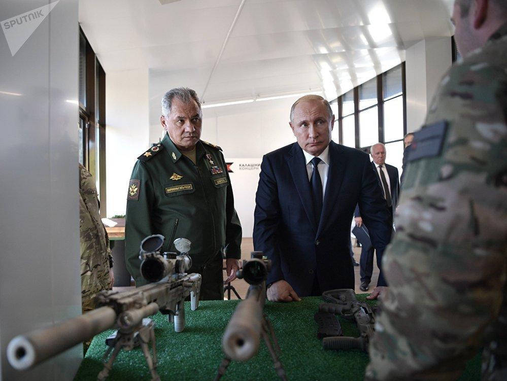 وتُعرف بندقية القنص الروسية الجديدة اختصارا باسم إس في تشي، واسمها الكامل بندقية قنص تشوكافين.