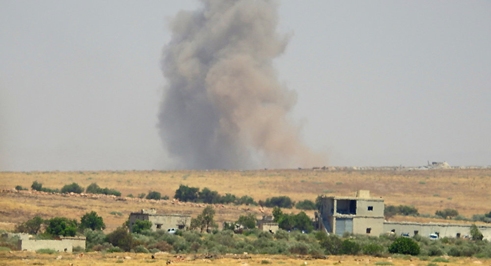 الجيش السوري ويستهدف تعزيزات للتركستان والقوقاز وجيش العزة بريفي إدلب وحماة