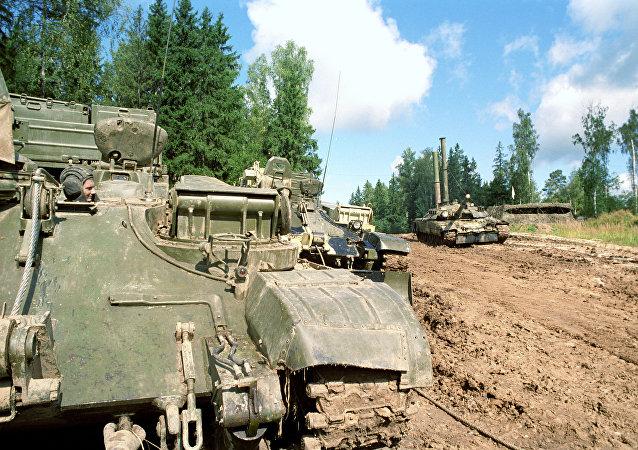 دبابات تي-80