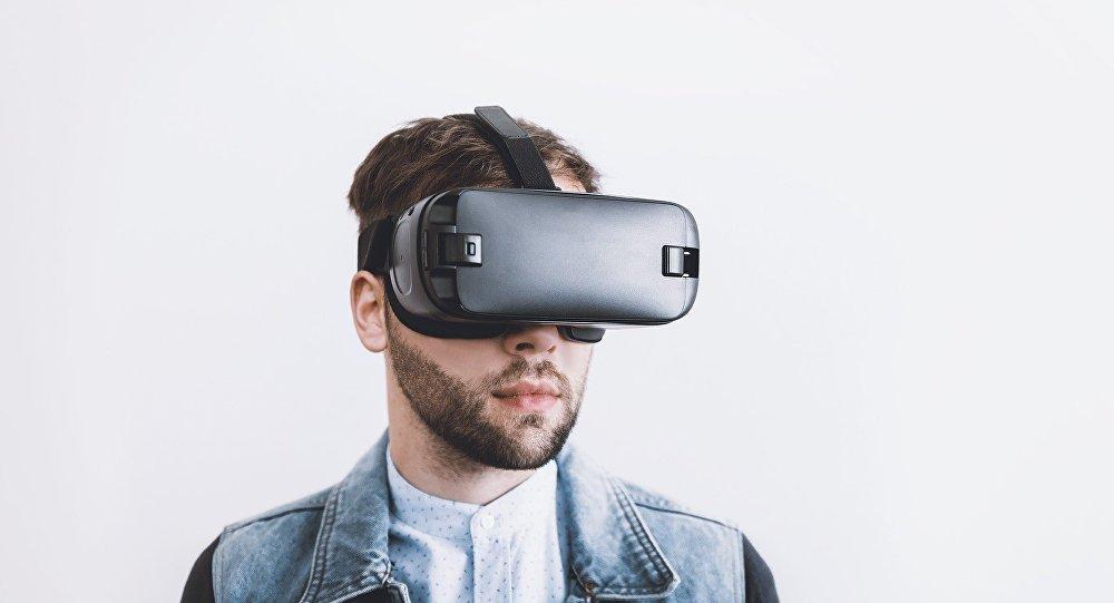 نظارات الواقع الافتراضي