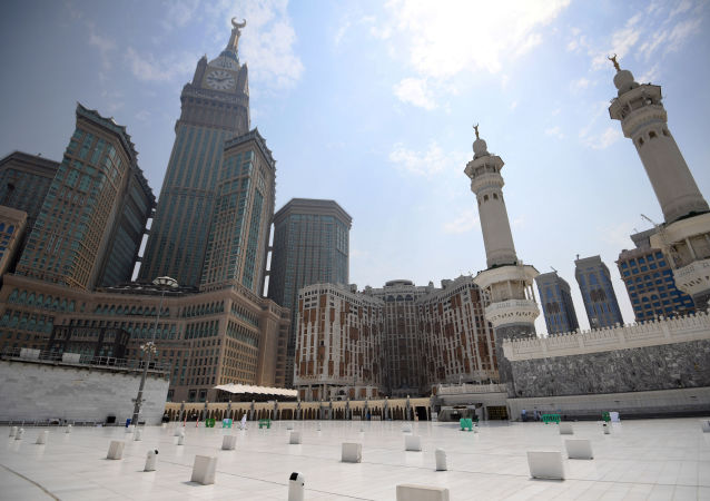 مناظر عامة للمدن العربية - مدينة مكة، السعودية