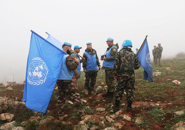 فريق تقني تابع لـ اليونيفيل - الحدود بين لبنان و إسرائيل، 9 ديسمبر/ كانون الأول 2018