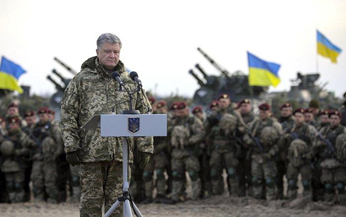 الولايات-المتحدة-تشكر-الرئيس-الأوكراني-السابق-على-عمله-وخدماته