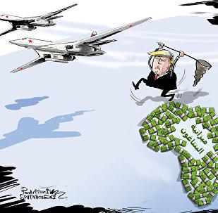 الكرملين يعلق على تصريحات بومبيو: ميزانية الدفاع الأمريكية يمكنها إطعام أفريقيا