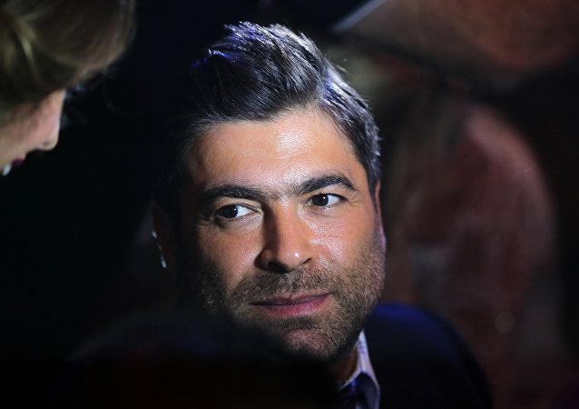 المغني اللبناني وائل كفوري، عام 2017