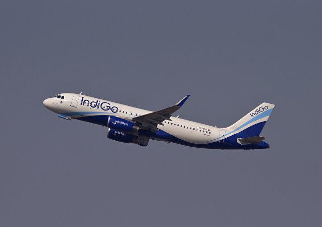 خطوط إنديغو الجوية الهندية