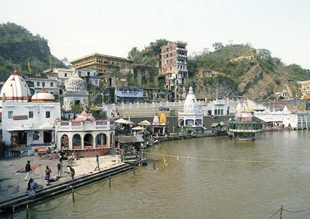 معبد في الهند
